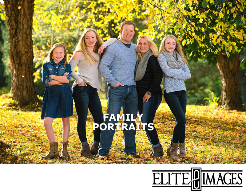 Family Portrait Banner
