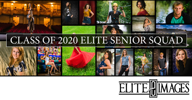 Class of 2020 Elite Senior Squad Banner