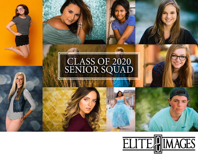 Class of 2020 Elite Senior Squad