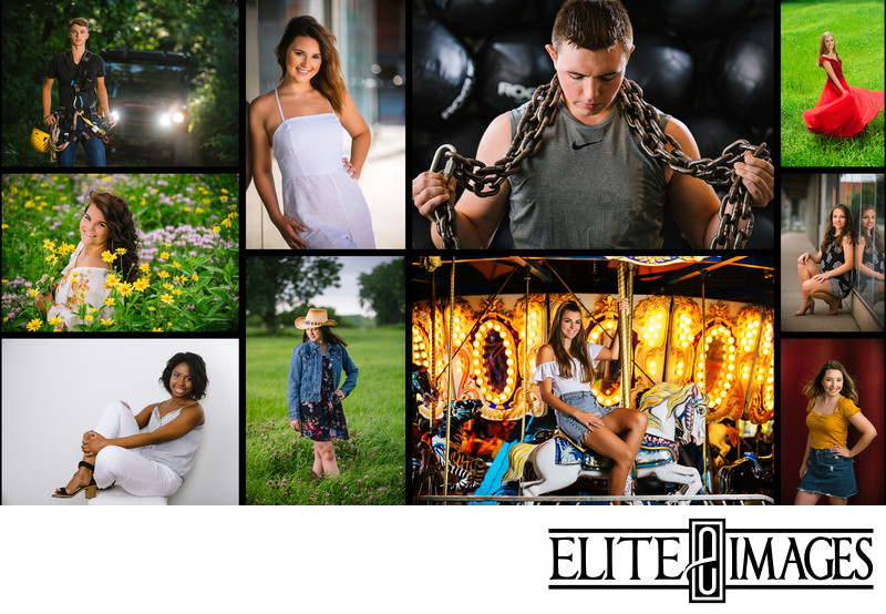 Elite Images Senior Squad