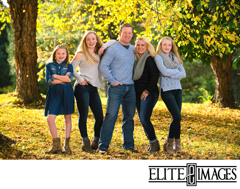 Dubuque Photographers Family Portraits