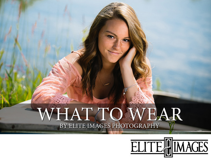 What to Wear Guide for Senior Portraits - Girls