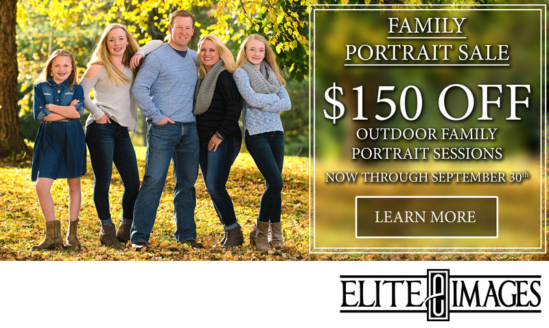 Family Portrait Sales in Dubuque