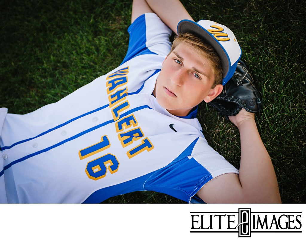 Dubuque Photographer for High School Baseball