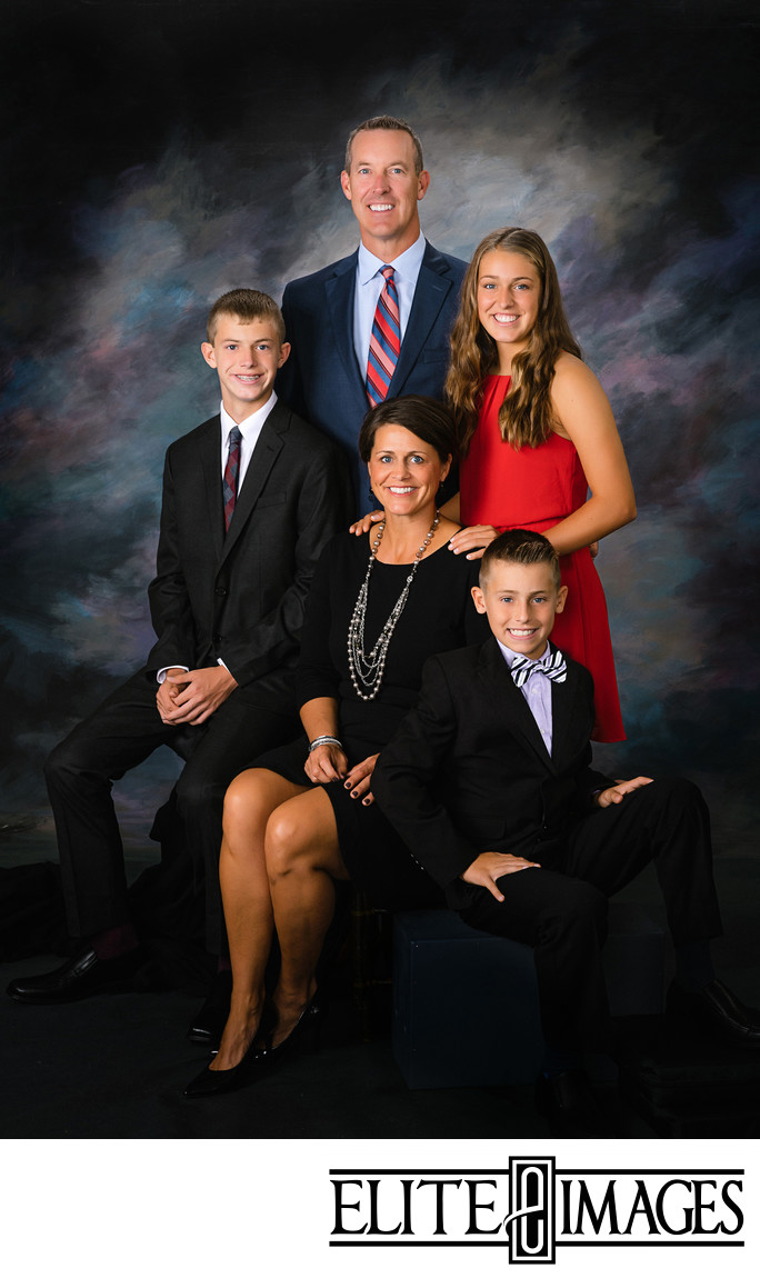 best family portraits in dubuque