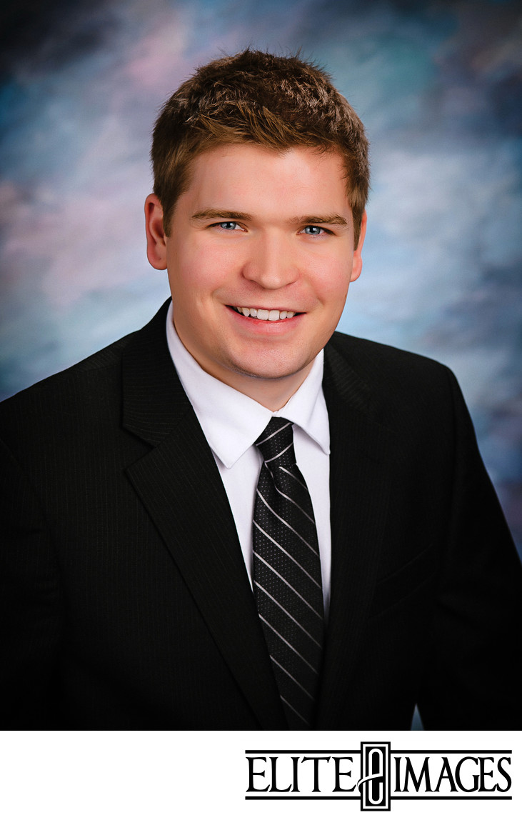 Professional Business Headshot Dubuque