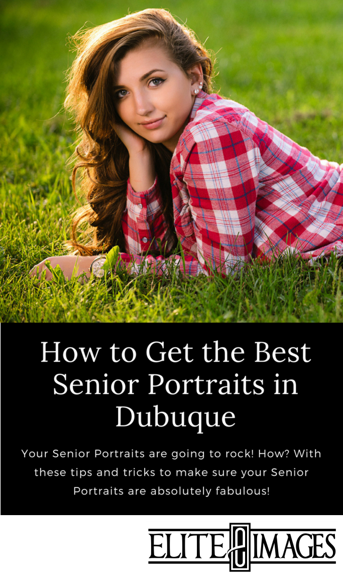 How to Get the Best Senior Portraits In Dubuque