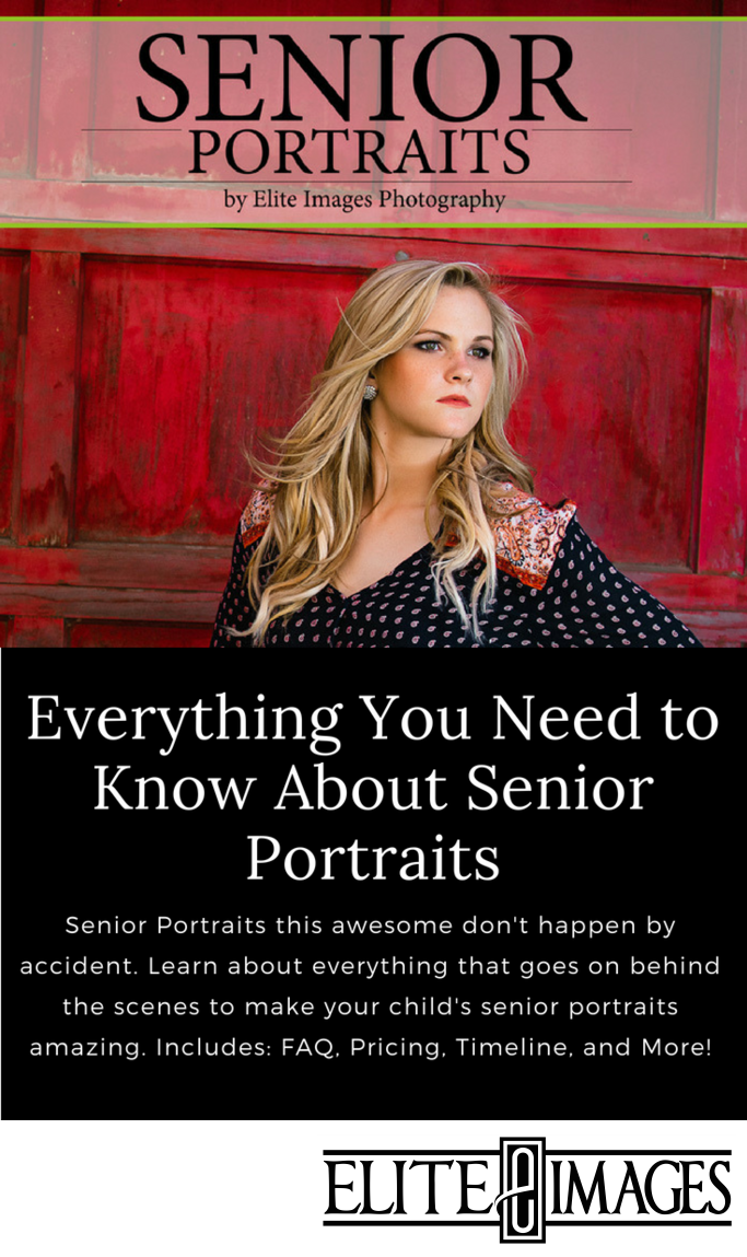 Everything You Need to Know About Senior Portraits