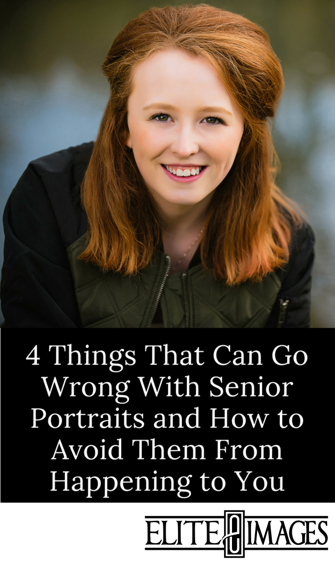 How to Avoid Senior Portrait Mistakes