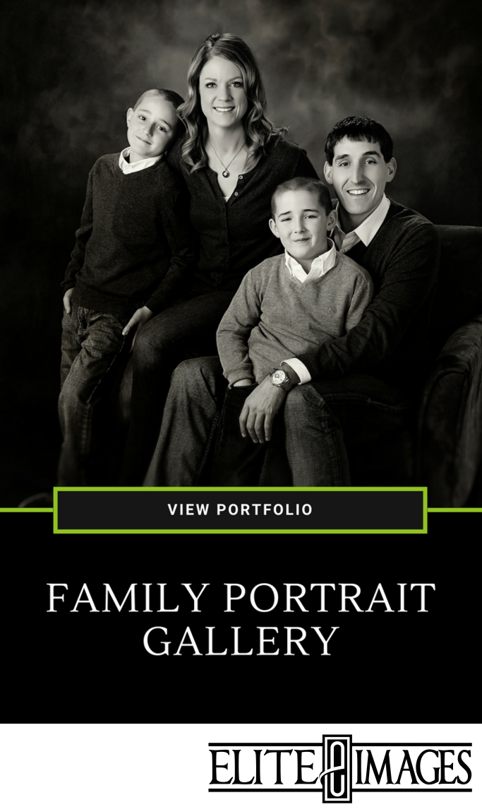 Dubuque Photographers Family Portrait Gallery
