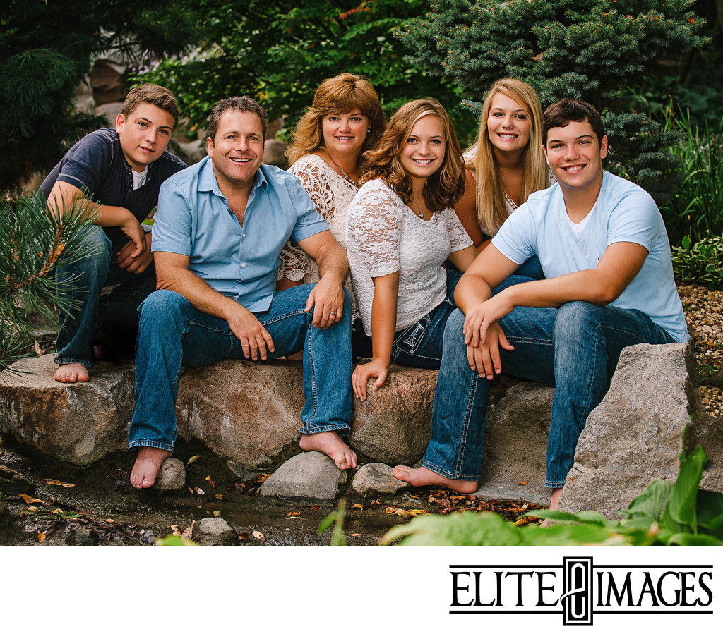 Family Portrait Photographer Dubuque