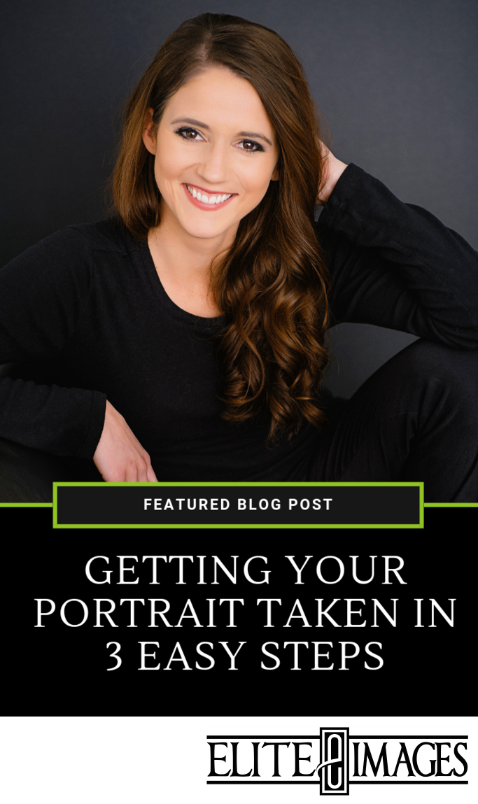 Getting Your Portrait Taken