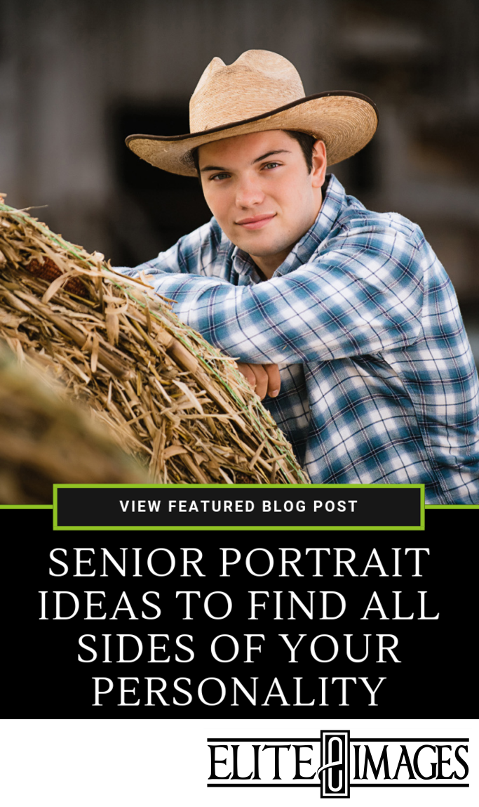 Senior Portrait Ideas for Personality
