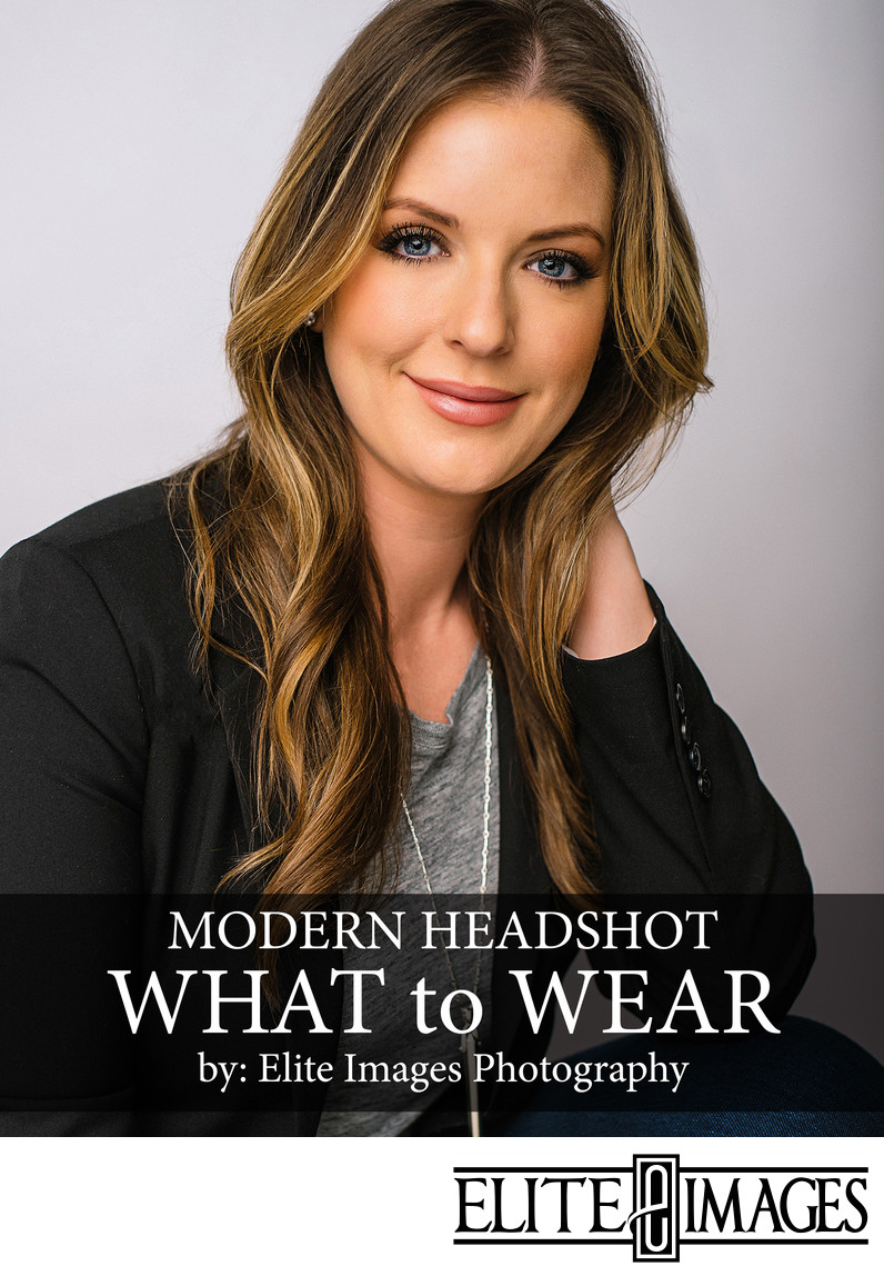 Modern Headshot What to Wear Guide