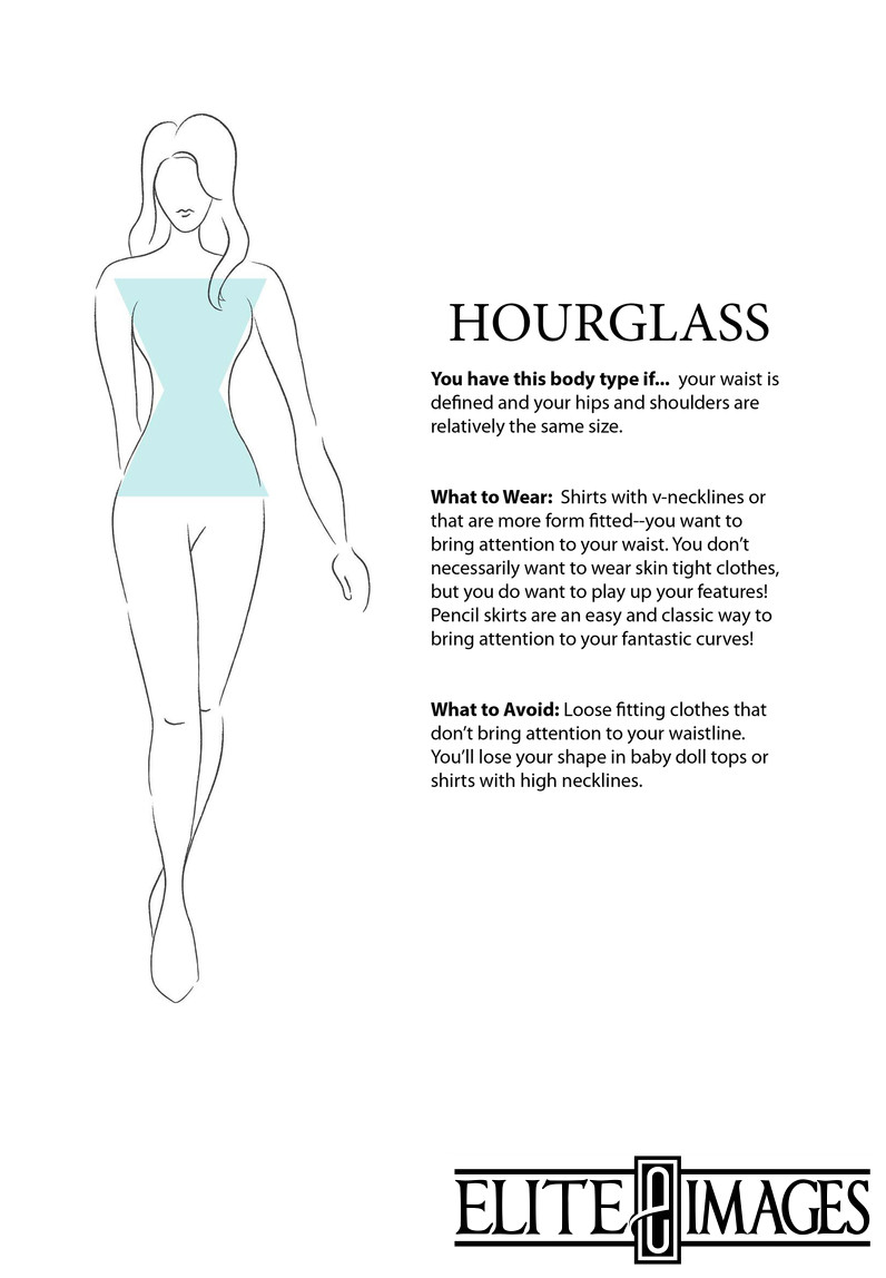 What to Wear for Hourglass Body Type