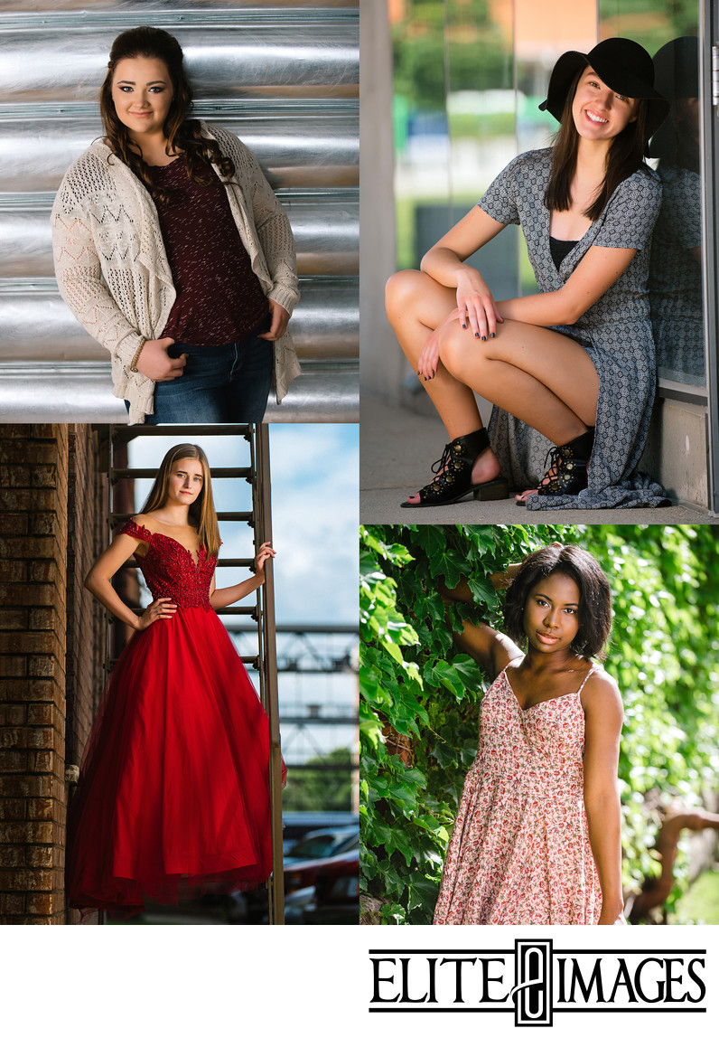 Senior Portrait Senior Portrait Clothing Guide