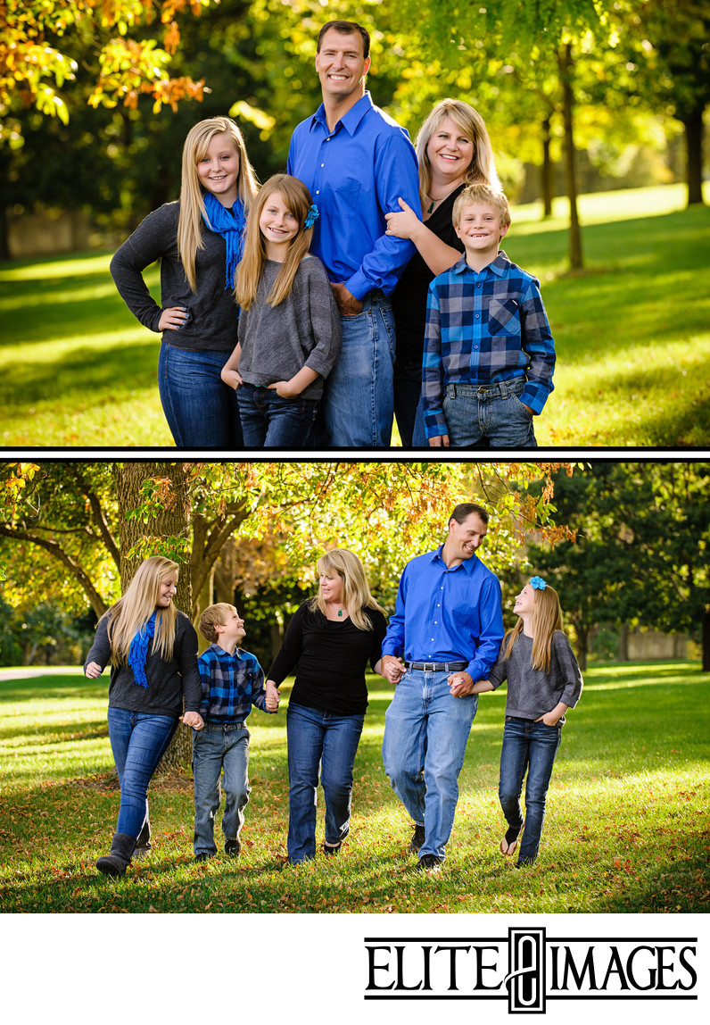 What to Wear for Family Portraits - Clothing guide