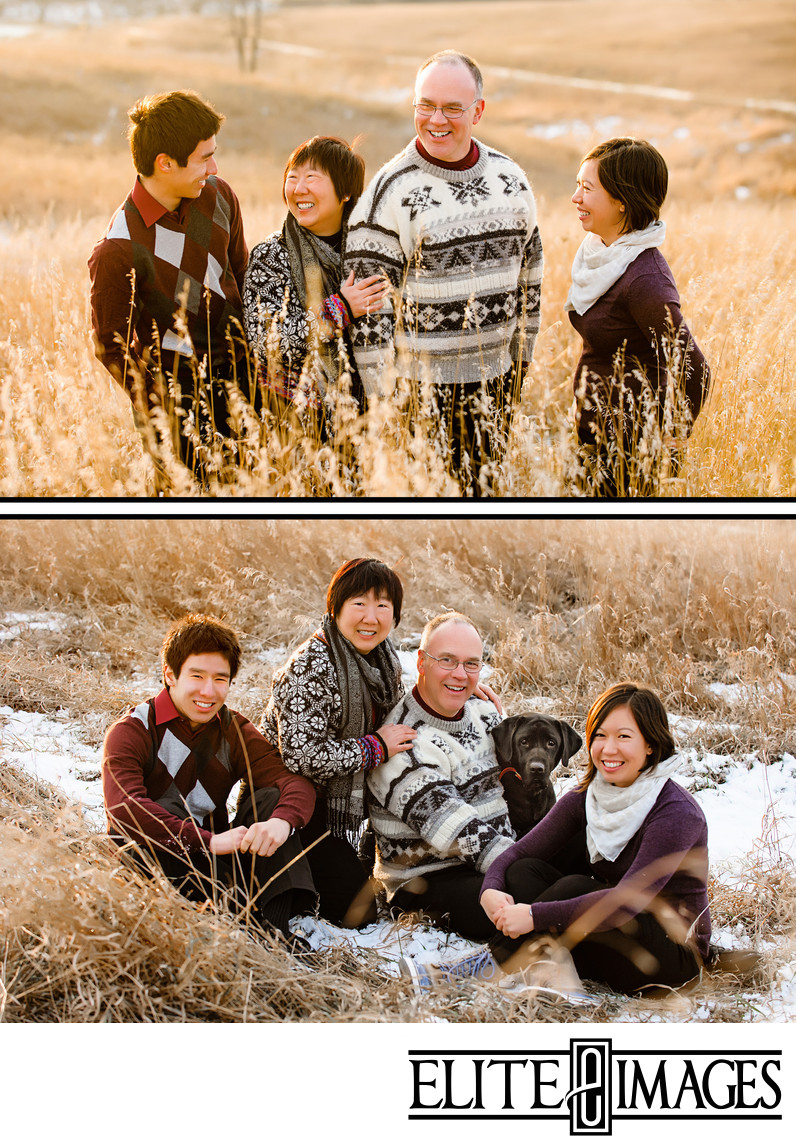 What to Wear for Family Portraits - Photographer's Guide
