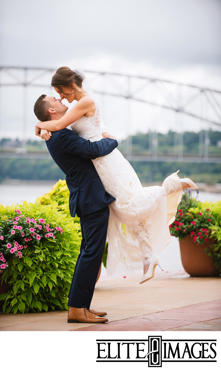 Best Dubuque Wedding Photographers