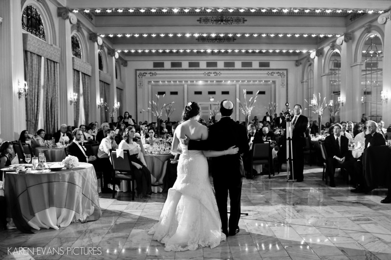 The Westin Great Southern Jewish Wedding Reception