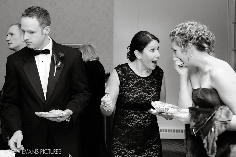 Westlake Ohio Wedding Reception Photography