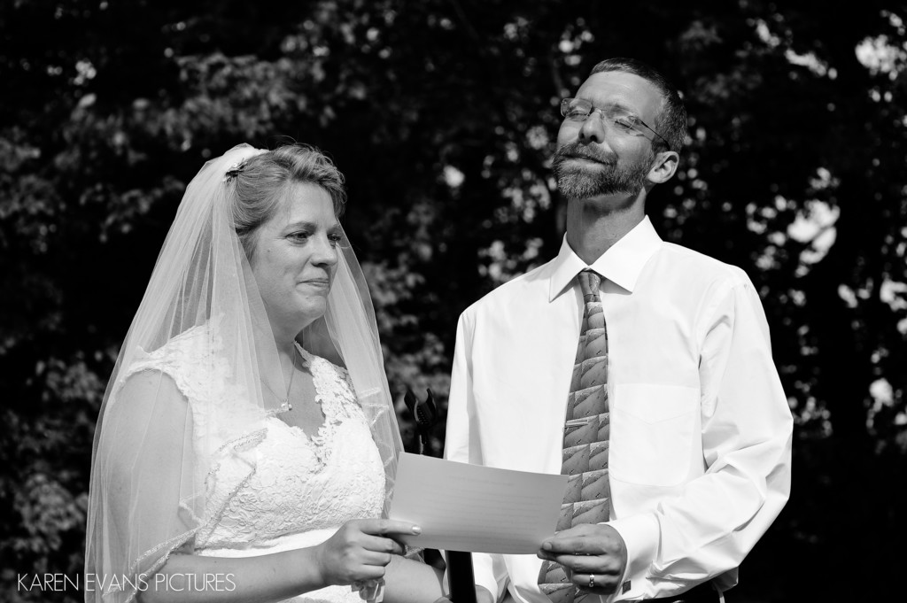 Lancaster Ohio Outdoor Wedding Photography