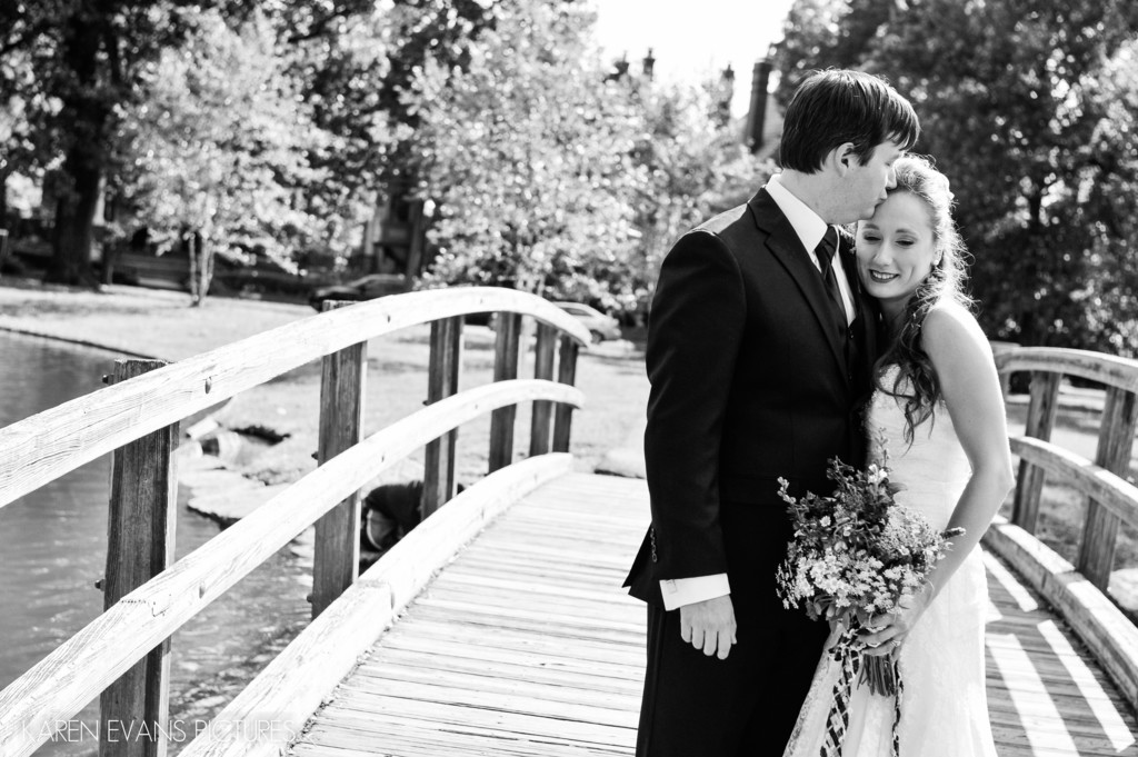 Schiller Park German Village Wedding Photos