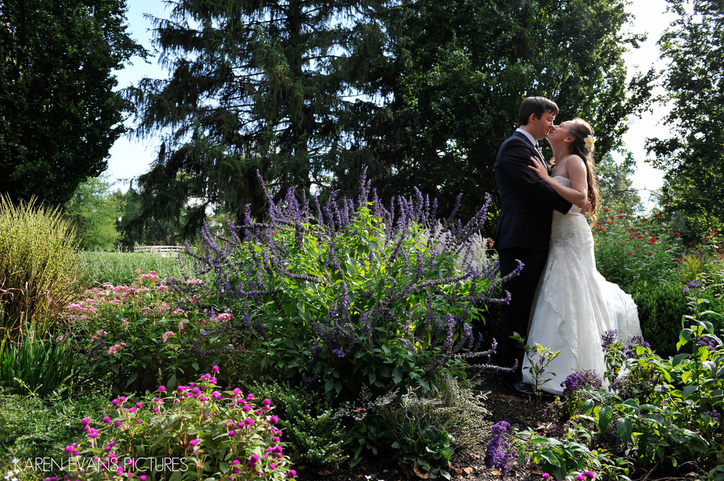 Schiller Park Gardens Wedding Photography