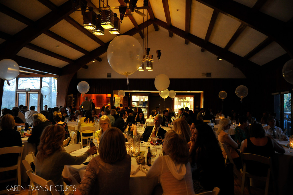 The Darby House Wedding Reception Photos
