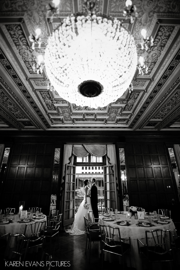 Athletic Club of Columbus Wedding Photography
