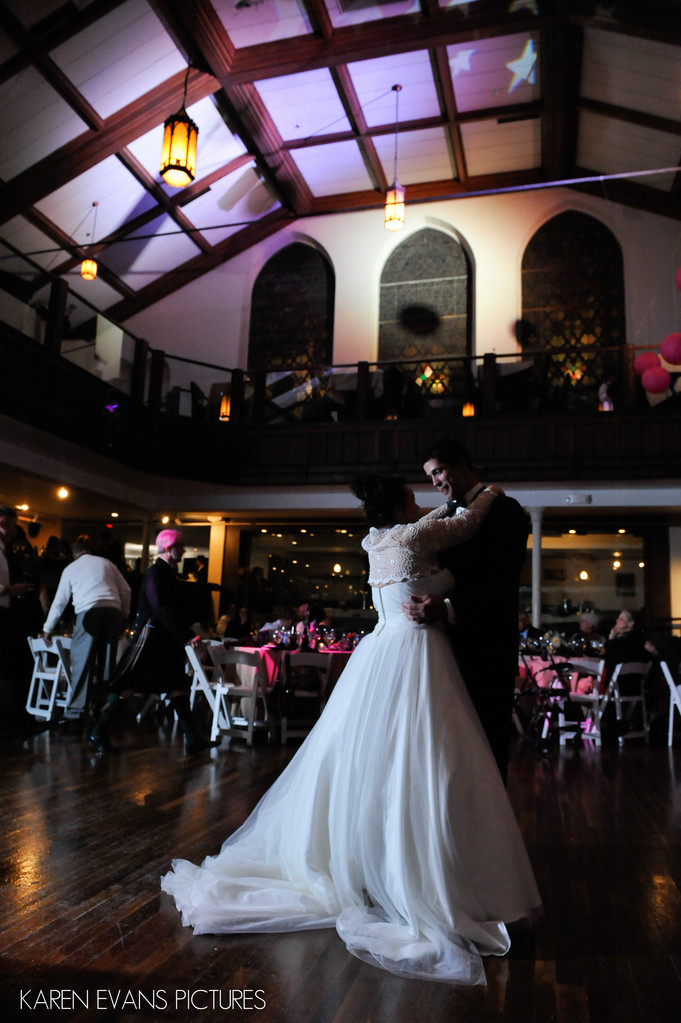 First Dance at The Bluestone Downtown Columbus