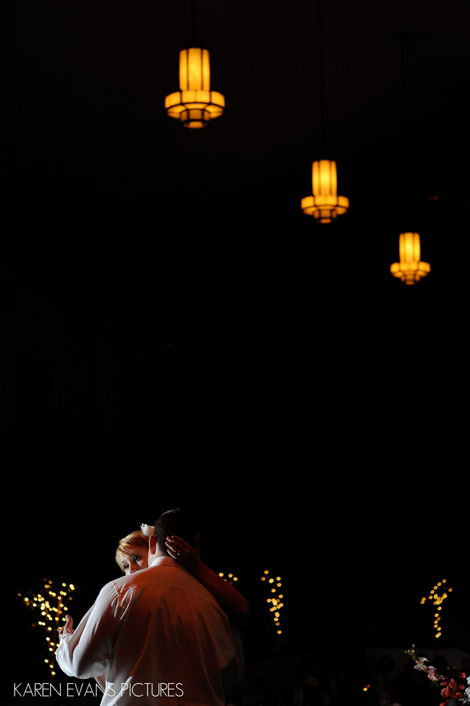 Wedding Photos of First Dance Columbus Ohio