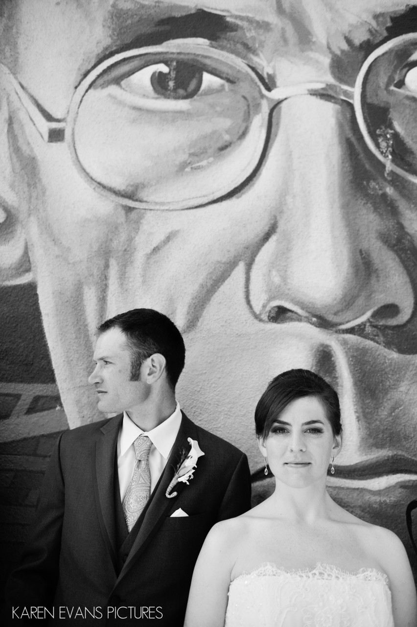 Short North Columbus Wedding Photography