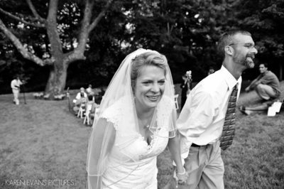 Outdoor Estate Wedding Photography
