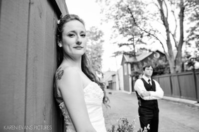 German Village Wedding Photos