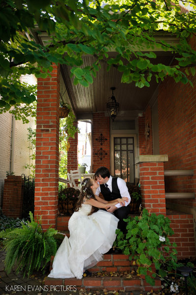 Wedding Photography German Village