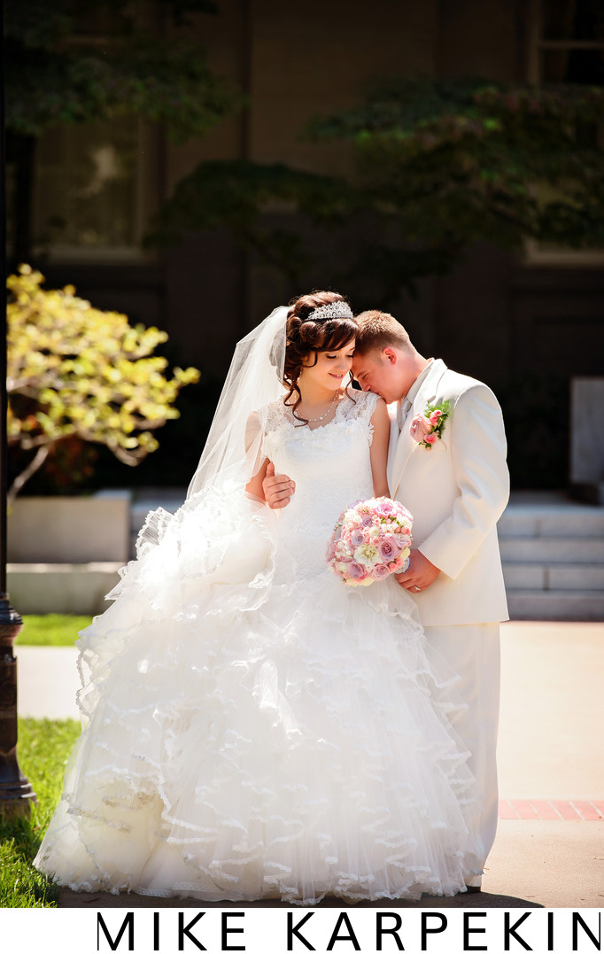 Sacramento Capitol Wedding Photos