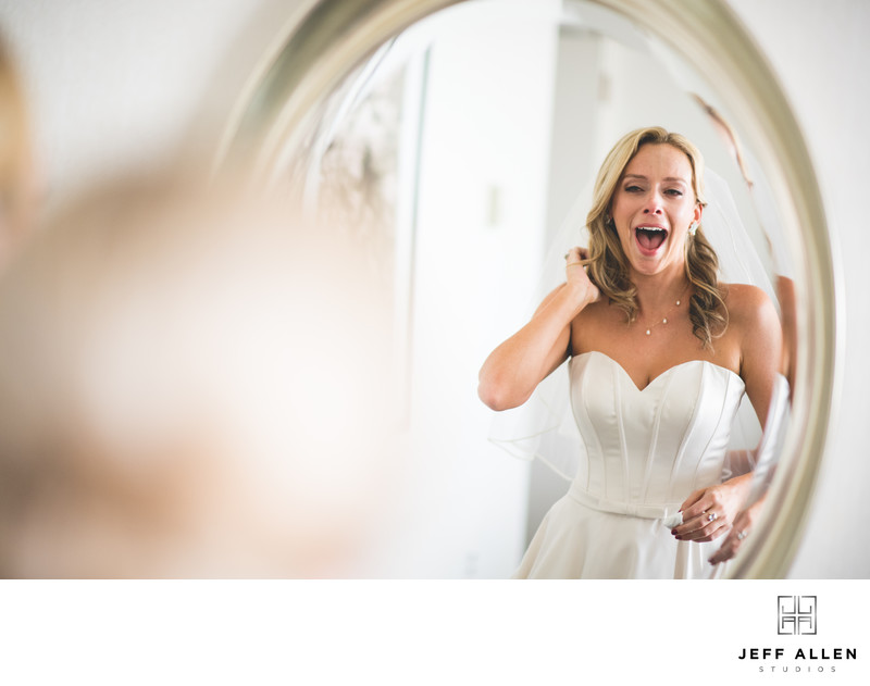 A Bride's Joy at The Washington Court Hotel in DC
