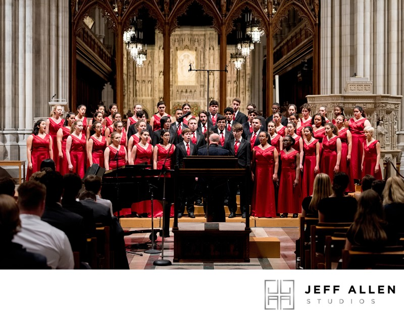 Manhattan Concert Productions at the National Cathedral