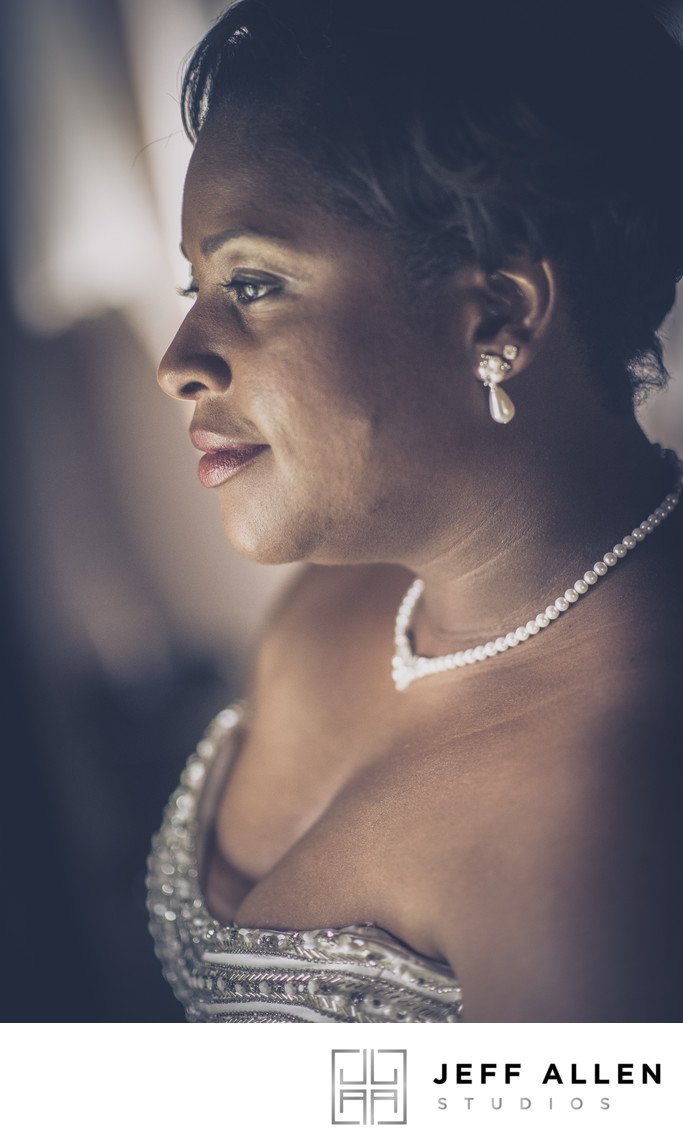 A Bride and Her Thoughts Right Before Her Ceremony