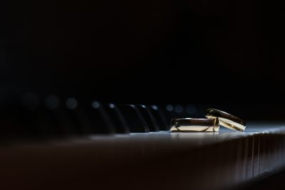 Wedding Rings and Details at Governors Club Chapel Hill