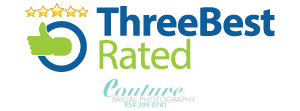 BEST RATED CORAL SPRINGS WEDDING PHOTOGRAPHY STUDIO