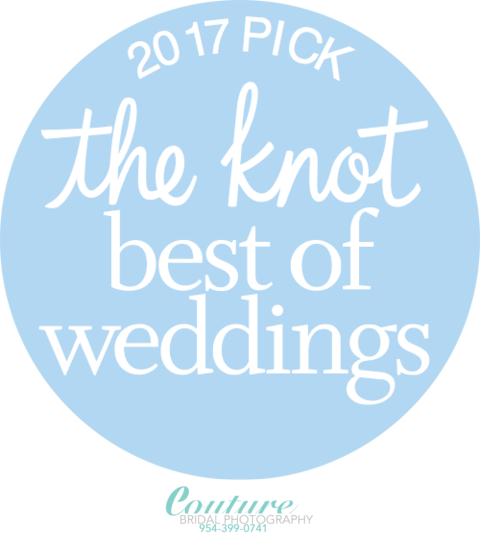 THE KNOT BEST WEDDING PHOTOGRAPHER FORT LAUDERDALE