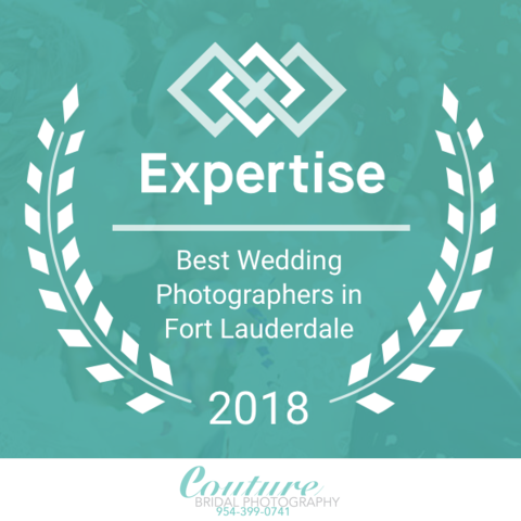 BEST RATED WEDDING PHOTOGRAPHER IN FORT LAUDERDALE