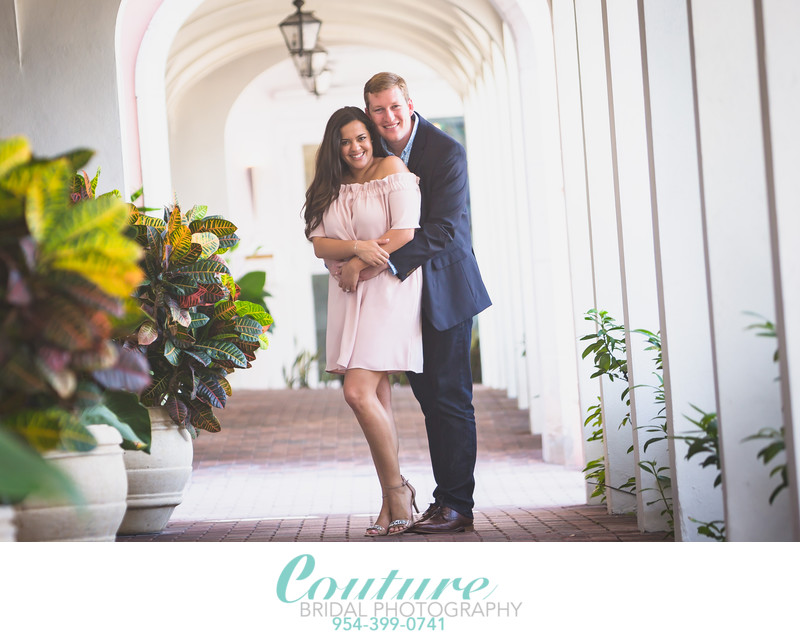 LAS OLAS RIVERSIDE ENGAGEMENT & WEDDING PHOTOGRAPHY