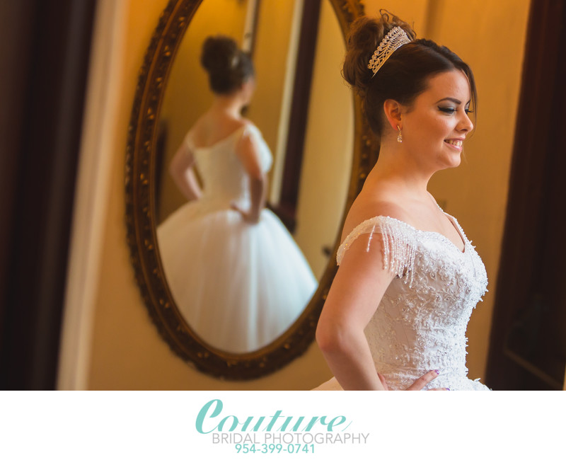 TOP WEDDING PHOTOGRAPHY AT THE CURTISS MANSION MIAMI FL