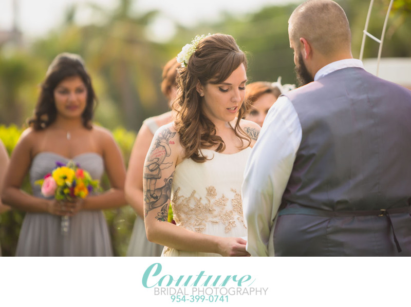 TOP WEDDING PHOTOGRAPHER RIVERSIDE HOTEL FT LAUDERDALE