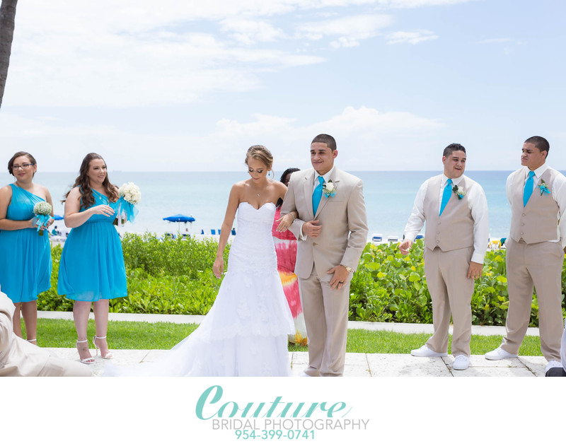 Marriott Delray Beach Wedding Photography
