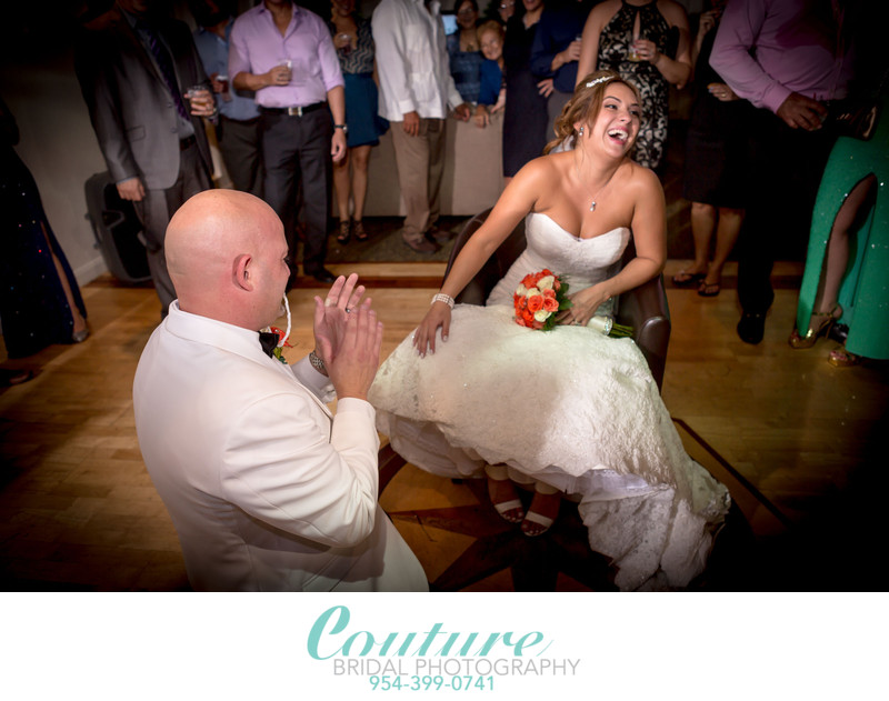 Fort Lauderdale Marriott North Wedding Photography