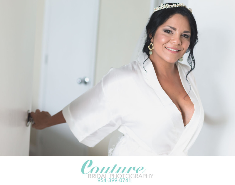 BRIDAL BOUDOIR PHOTOGRAPHY FORT LAUDERDALE